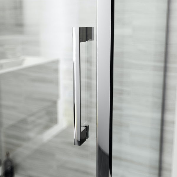 Mode Hardy premium 8mm easy clean shower enclosure