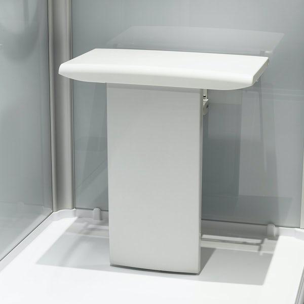 Kinemagic Serenity recessed shower cabin
