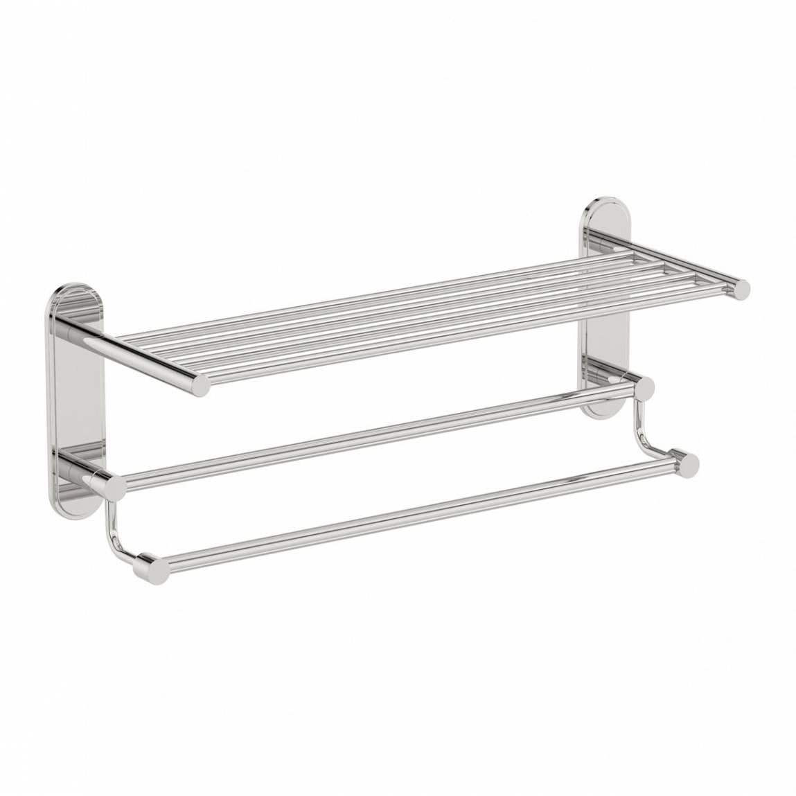 Options Traditional Towel Shelf