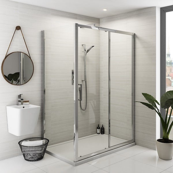 Mode Ellis storm bath and shower suite