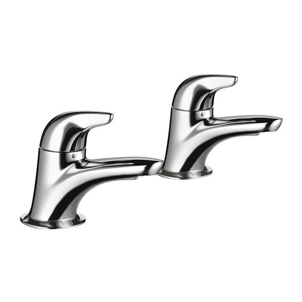 Mira Comfort basin tap and bath shower mixer tap pack