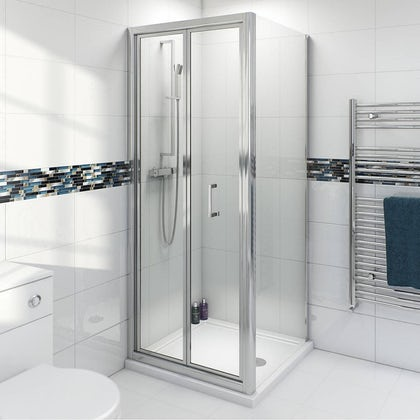 V6 Bifold Shower Enclosure 760
