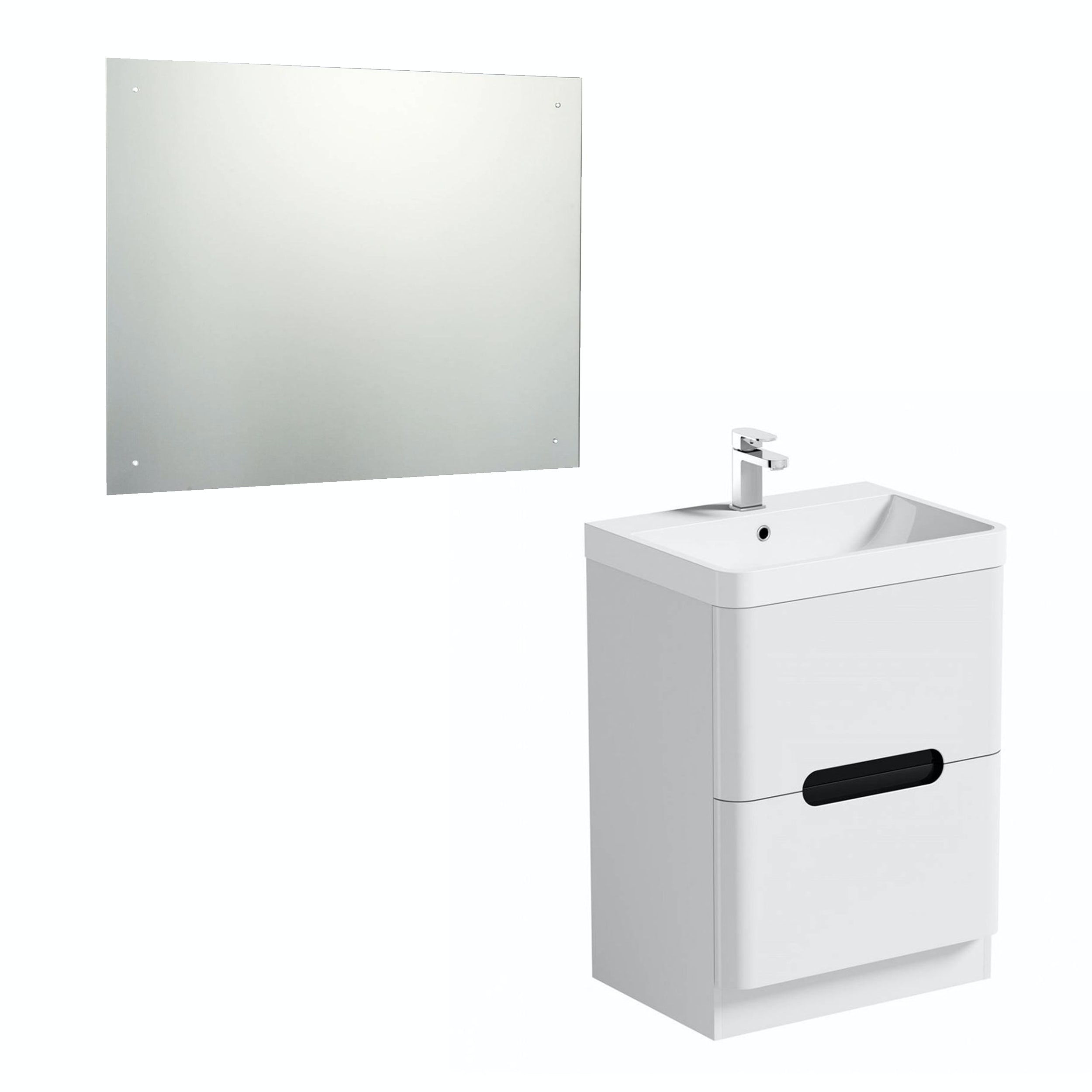 Mode Ellis essen vanity unit 600mm and mirror offer