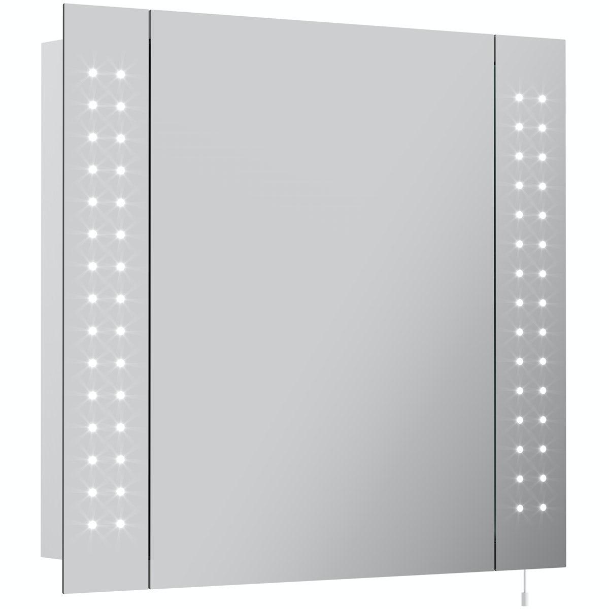 Kaila LED mirror cabinet