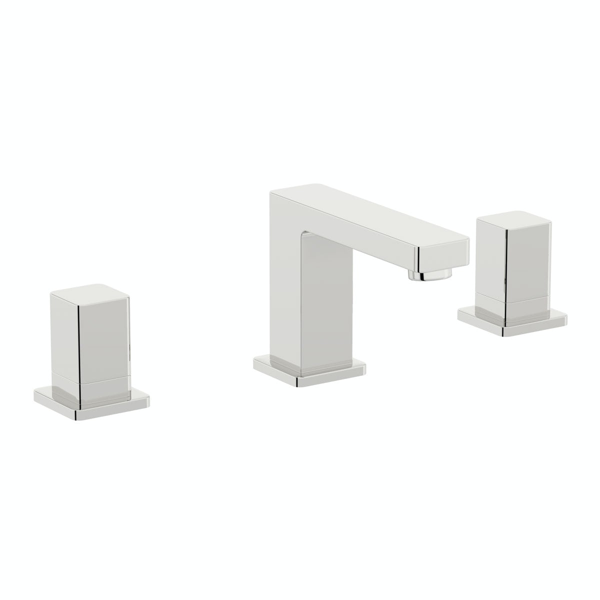 Mode Austin 3 hole basin mixer tap offer pack