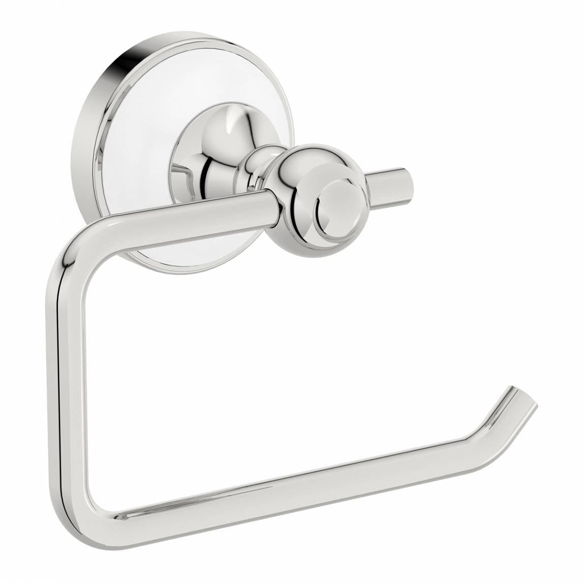 Winchester toilet roll holder Glass toilet roll holder