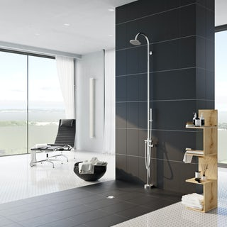 Belle de Louvain Gerassi shower