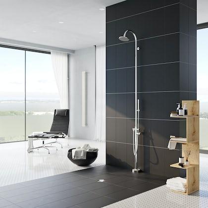 Belle de Louvain Gerassi shower