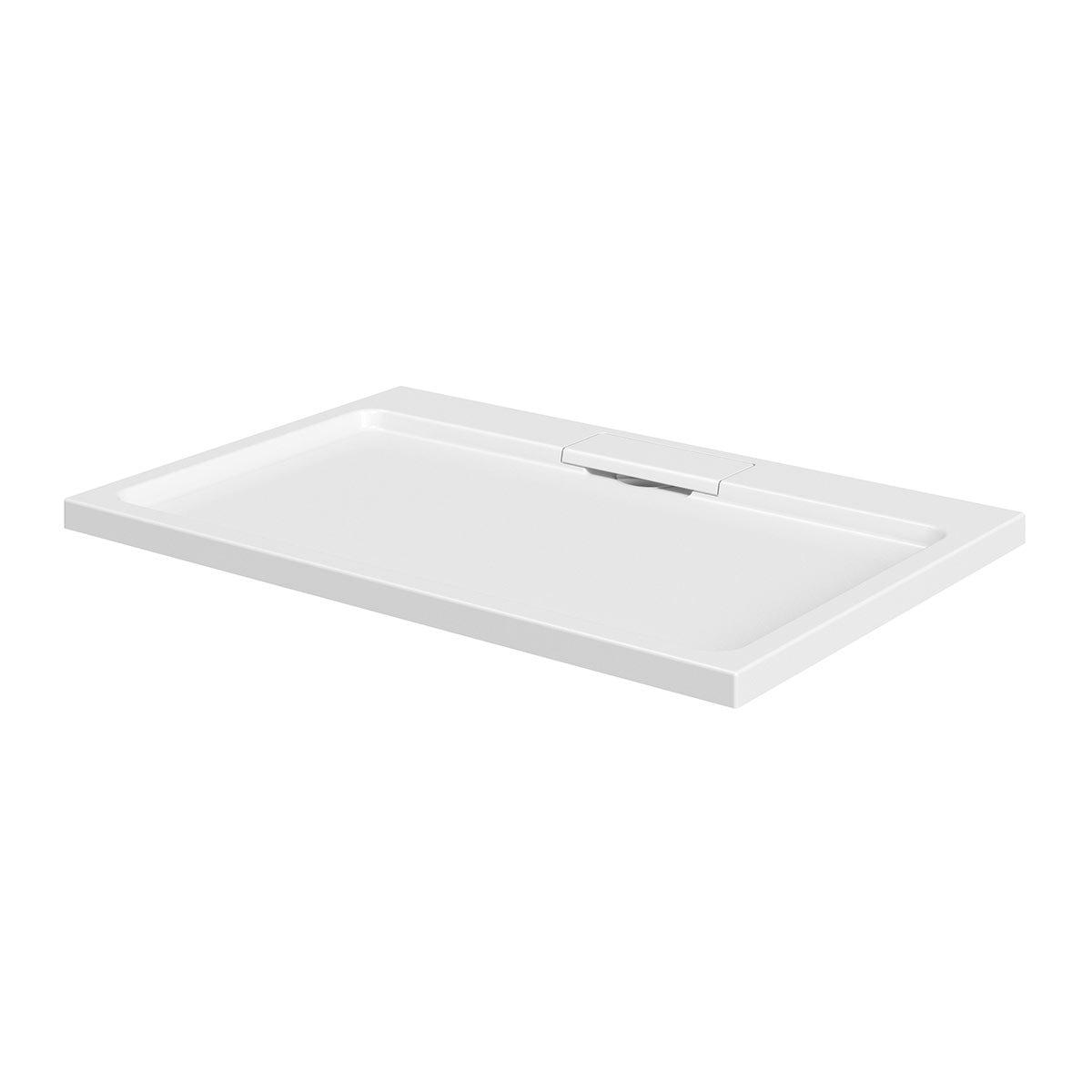Mode Designer rectangular stone shower tray