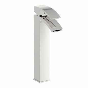 Century high rise counter top basin mixer offer pack