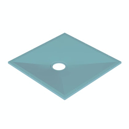 AKW Tuff Form square wet room tray former