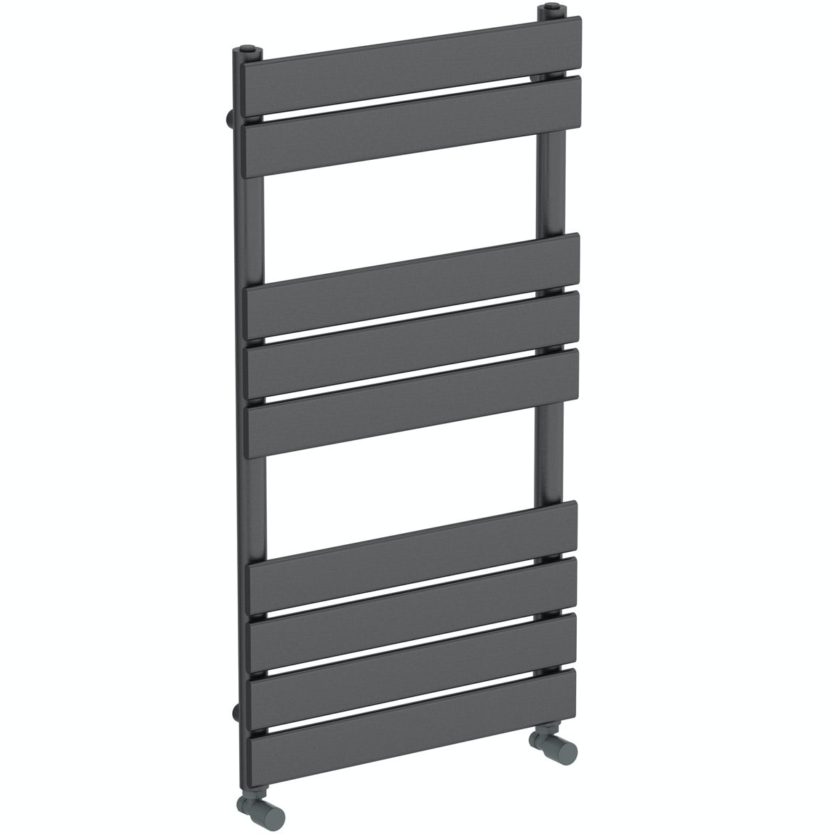 Orchard Wharfe anthracite heated towel rail 950 x 502