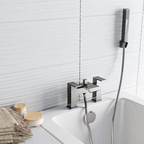 Aurora Bath Shower Mixer
