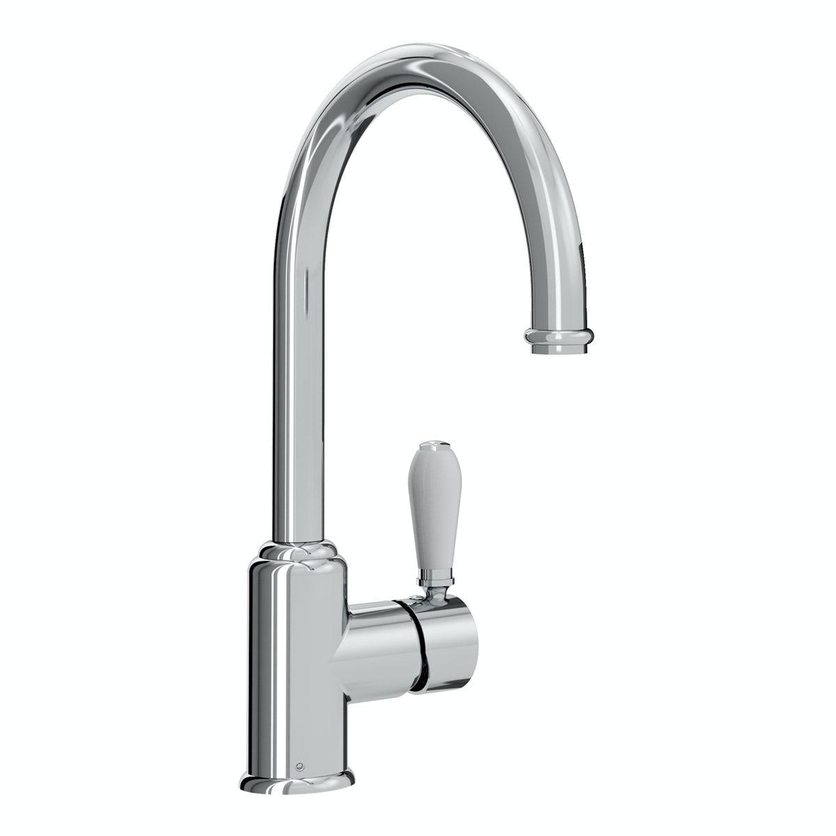 Bristan Renaissance Easyfit single lever kitchen tap