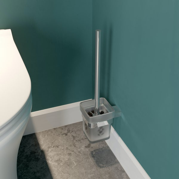 Mode Spencer toilet brush and holder