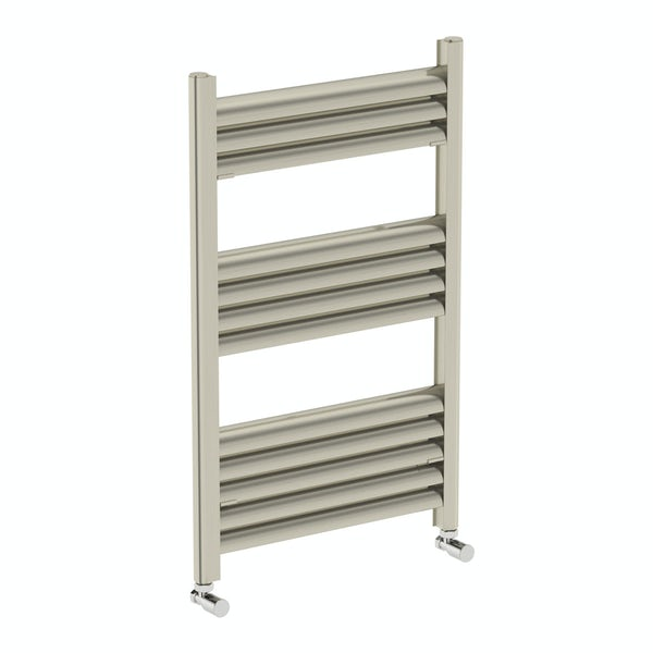 Carter heated towel rail 800 x 500