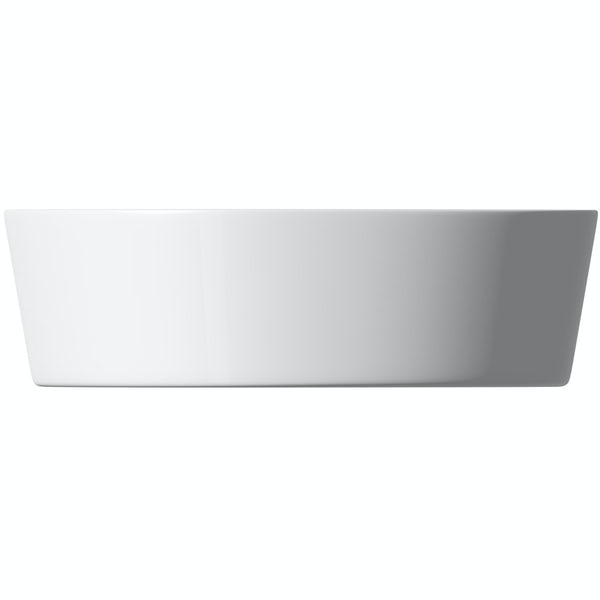 Mode Swan thin edge countertop basin