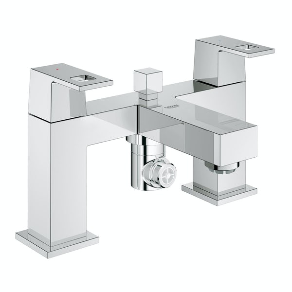 Grohe Eurocube bath shower mixer tap