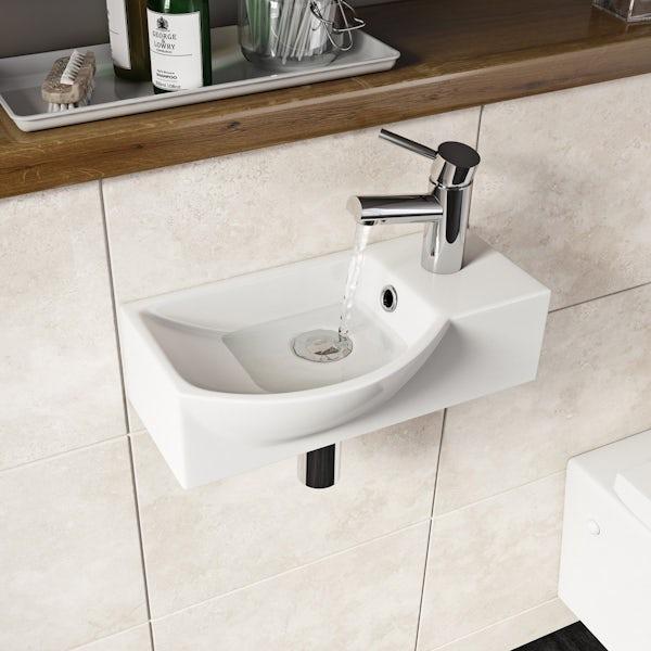 Constance basin 405mm