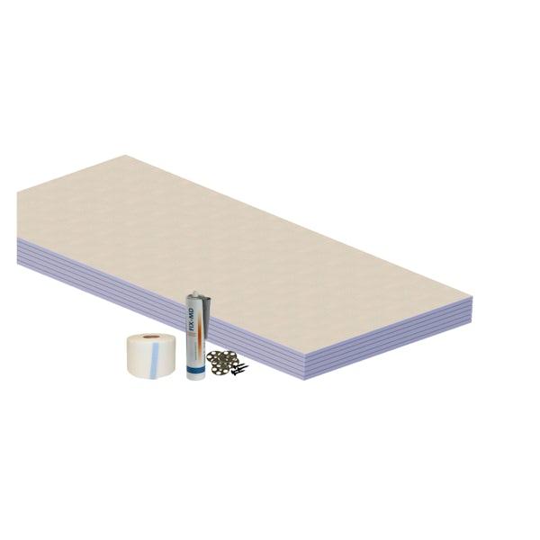 Water Proof Floor Kit  4.32 Sq M