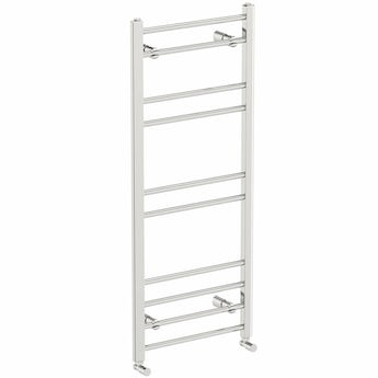 Clarity bathroom towel rail 1200 x 500 offer pack