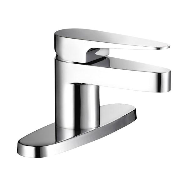 Mira Precision bath mixer tap