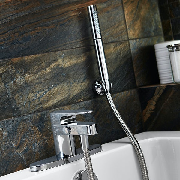 Mira Precision bath shower mixer tap