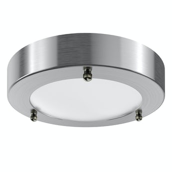 Llum small round flush bathroom ceiling light