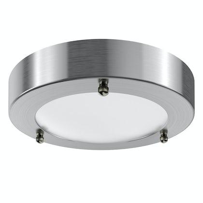 Forum Llum small round flush bathroom ceiling light