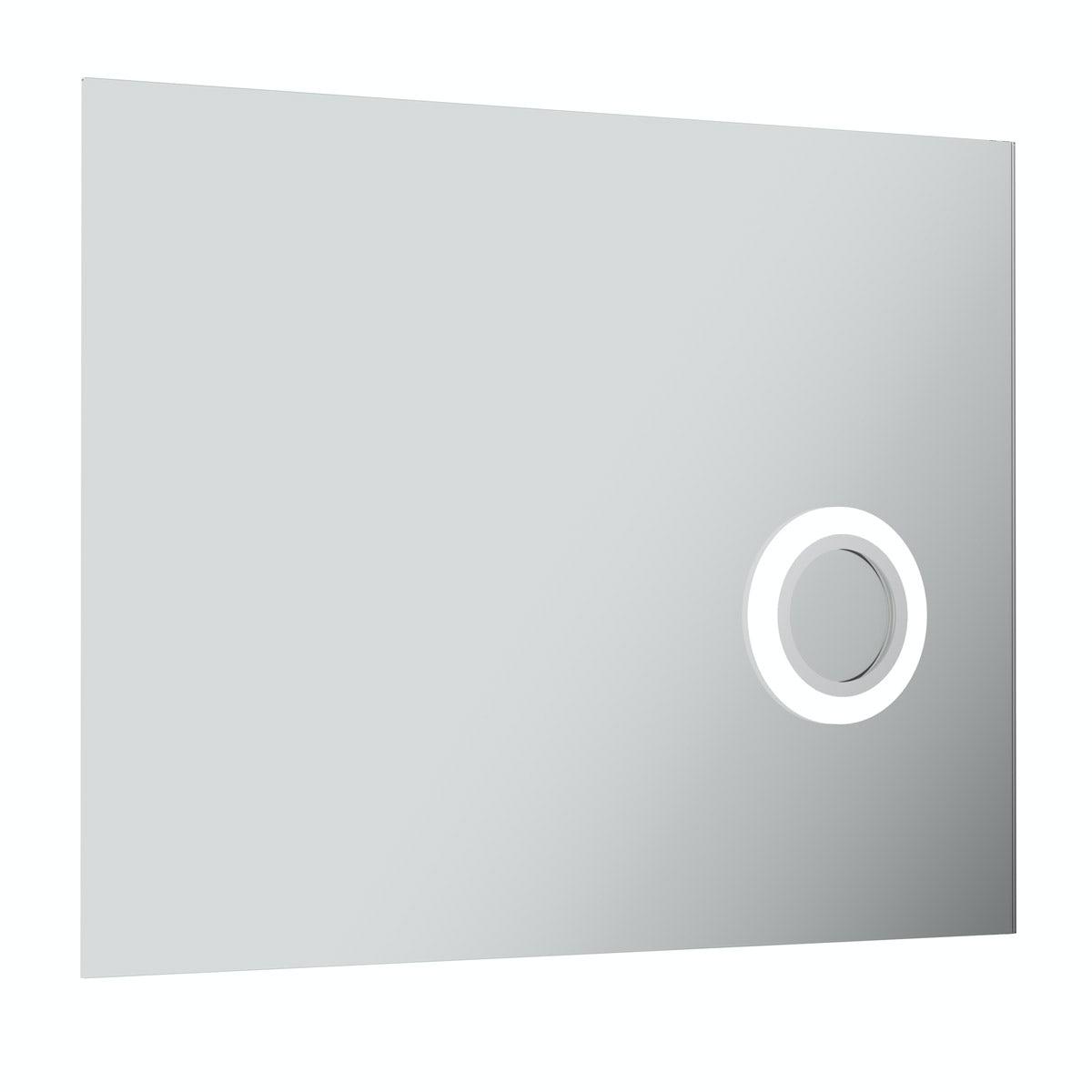 Mode Aurora rectangular LED mirror