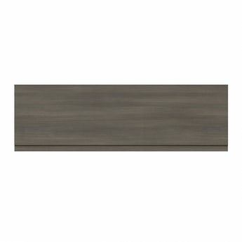 Drift walnut wooden bath front panel 1700mm