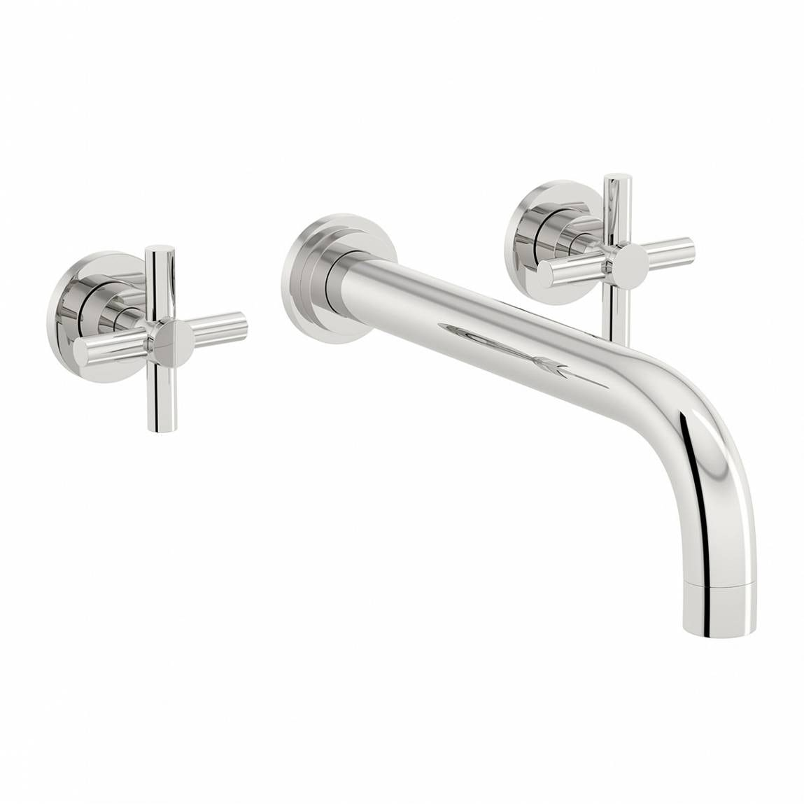 Mode Tate wall mounted bath filler tap offer pack