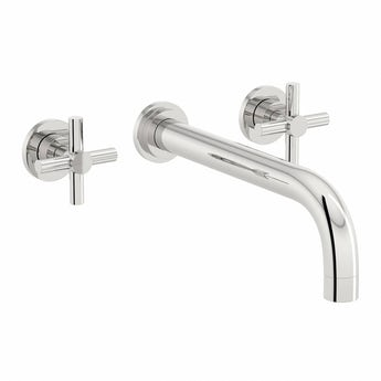 Mode Alexa wall mounted bath filler tap