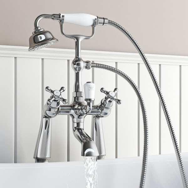 The Bath Co. Camberley bath shower mixer tap