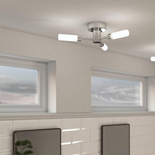 Forum Arinna 3 light bathroom ceiling light
