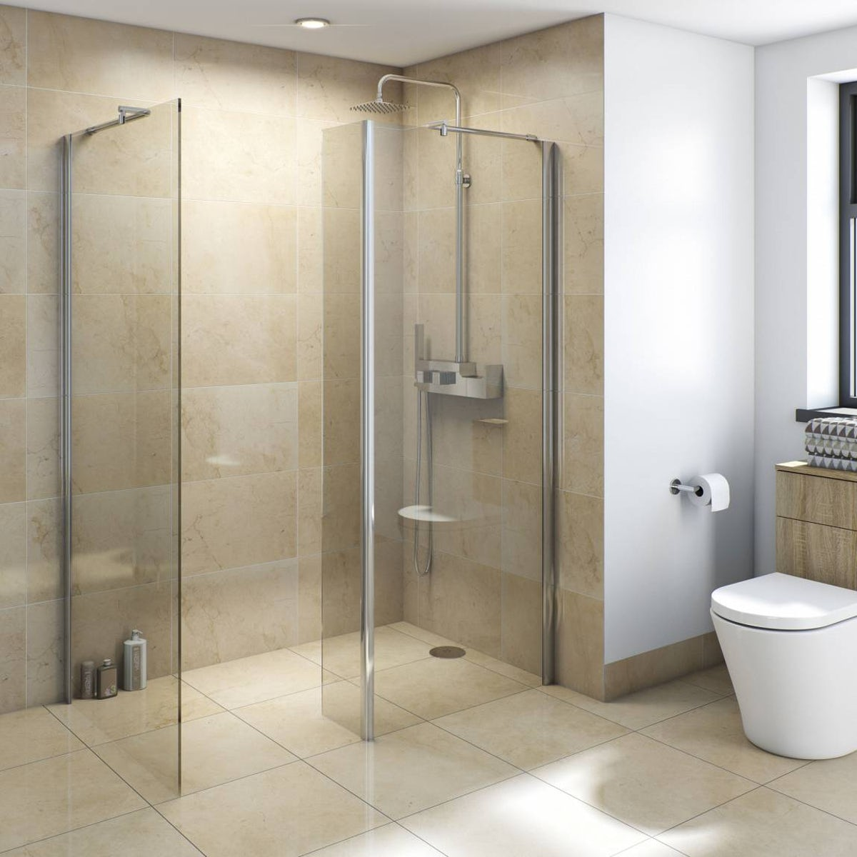Open Ended Shower Enclosure 28 Images Walk In Shower
