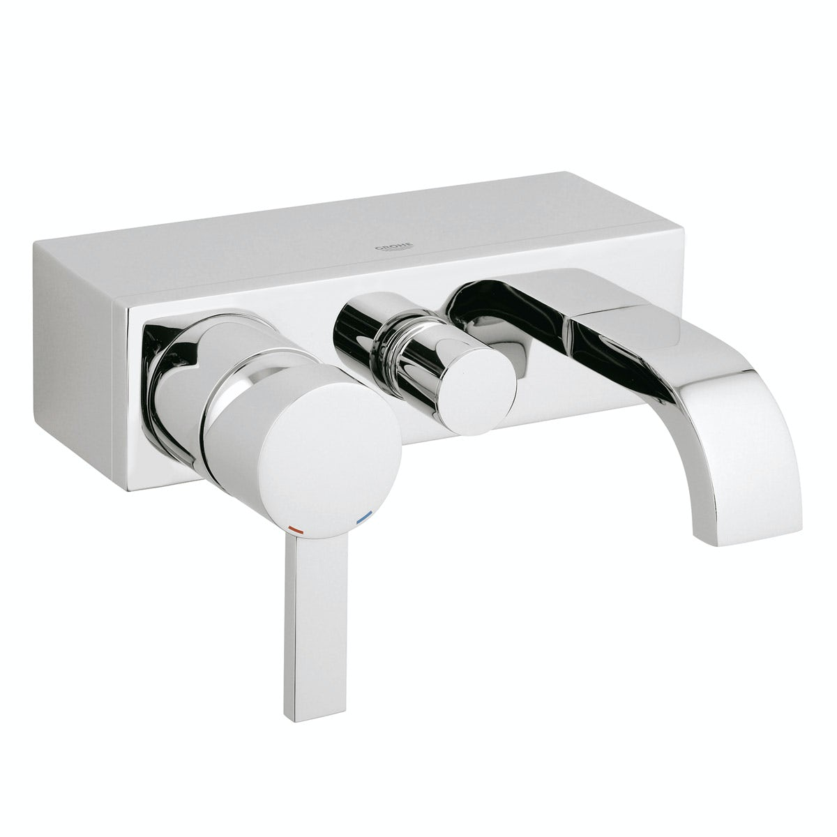 Grohe Allure wall mounted bath shower mixer tap