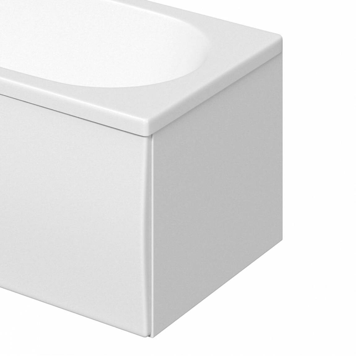 Evesham 700 Bath End Panel