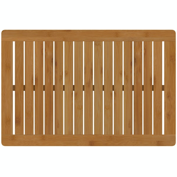Orchard Bamboo rectangular framed duck board