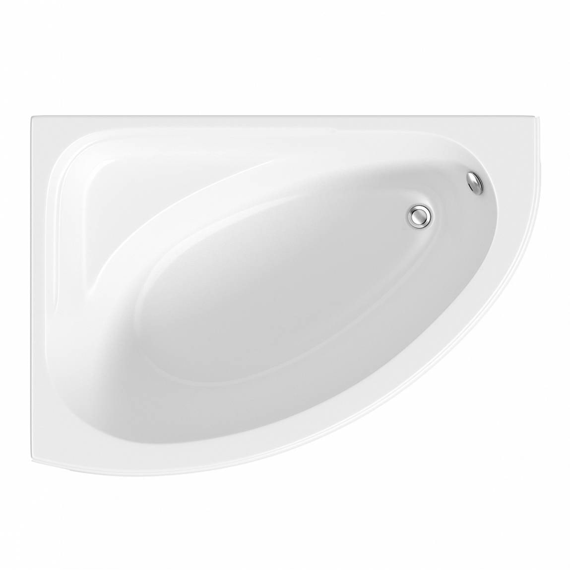 Camden Corner Bath and Panel Pack LH