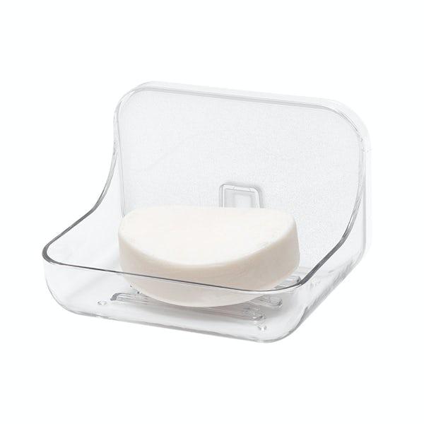 Addis Invisifix soap dish