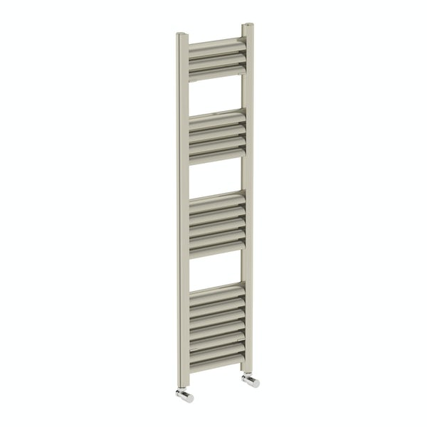Carter heated towel rail 1200 x 300