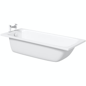 Kaldewei Cayono straight steel bath