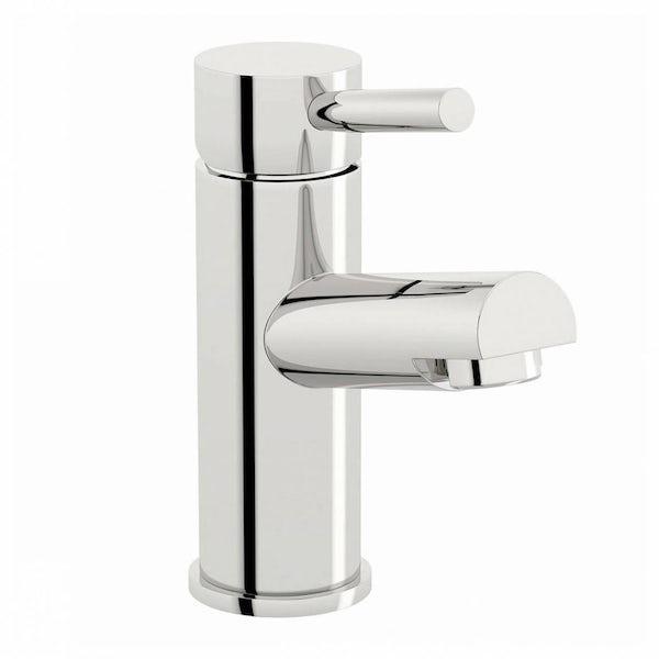 Matrix Basin and Bath Shower Mixer Pack