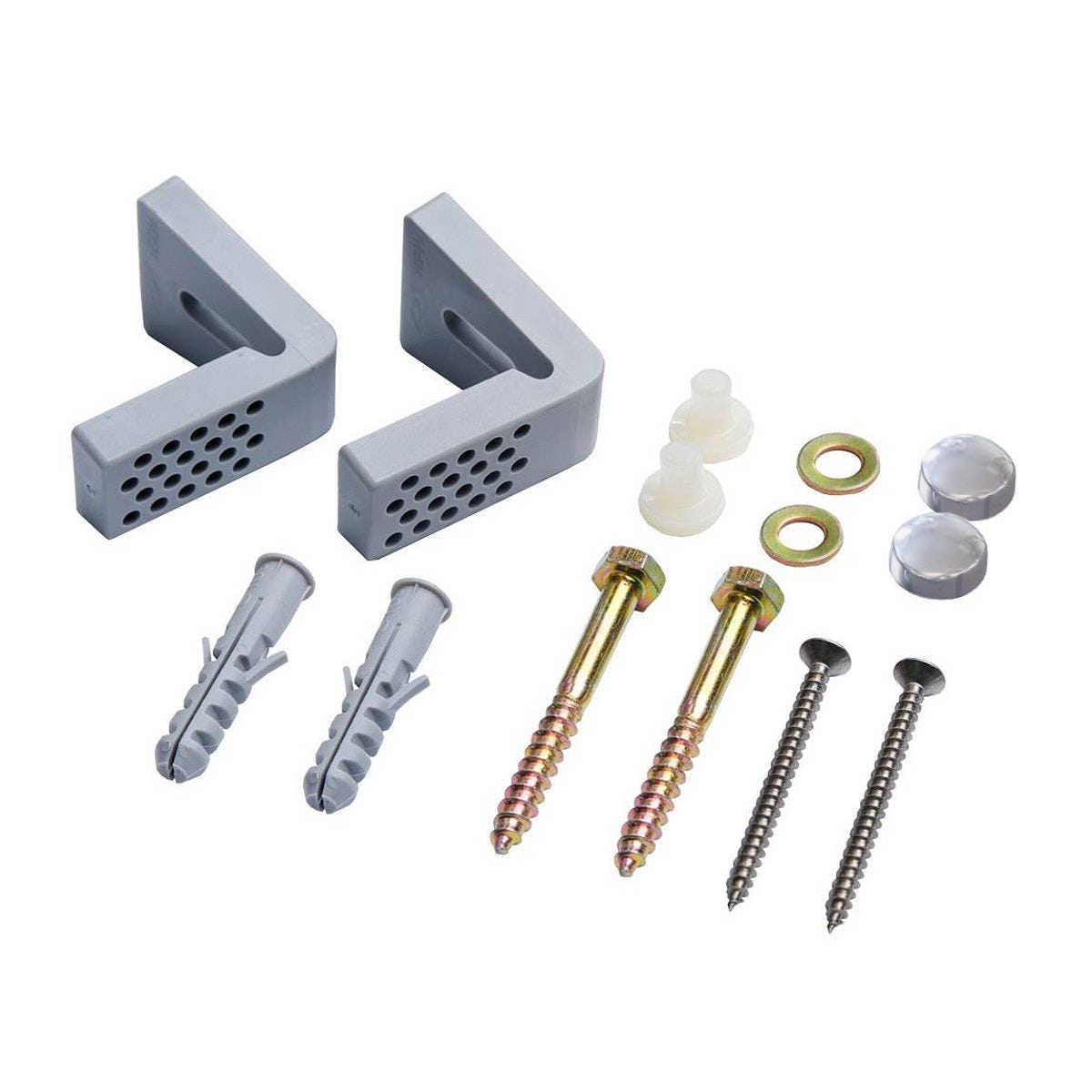 Universal Floor Fixing Kit