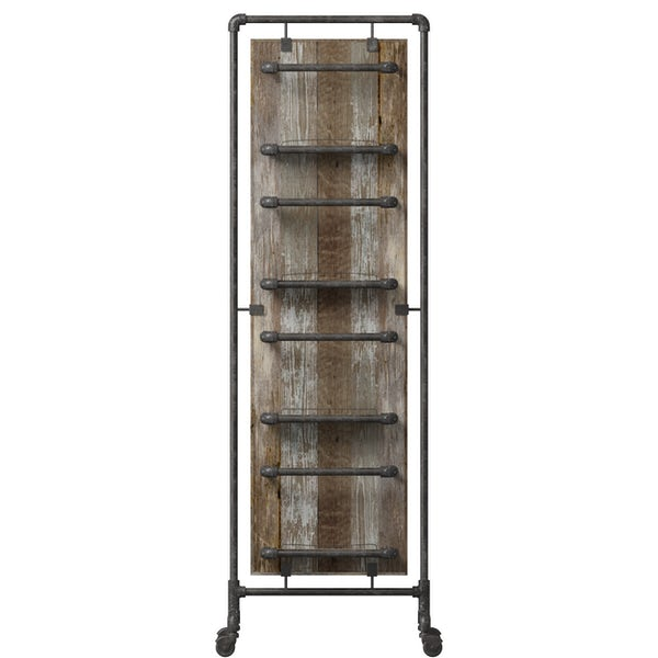Sawyer tall storage rack