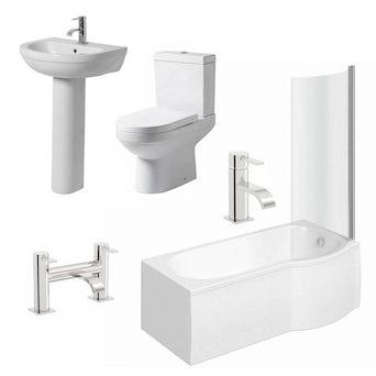 Balance Complete Bathroom Suite RH