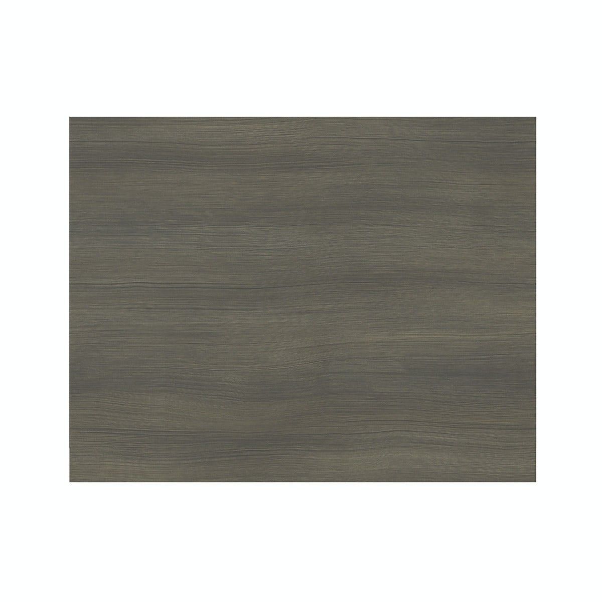 Wye walnut bath end panel 680mm