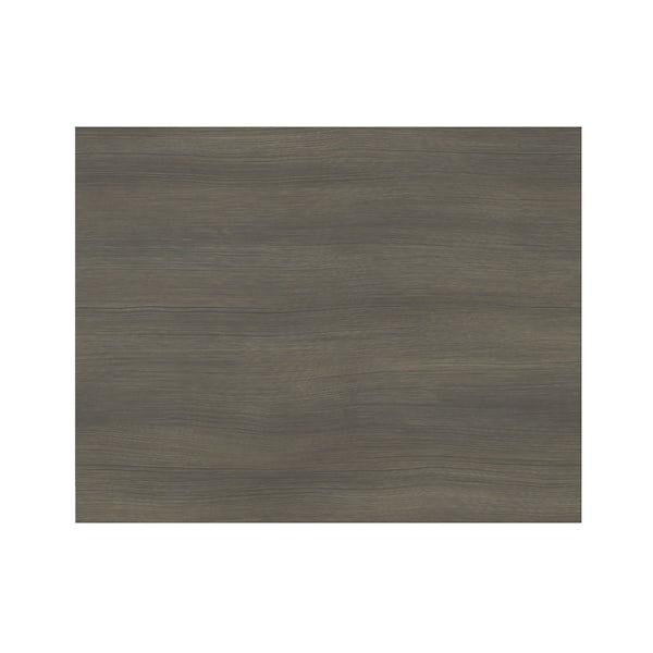 Wye walnut bath end panel 680mm