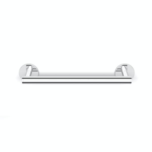 AKW Velena radius straight grab rail 300mm Back to product list Clone product